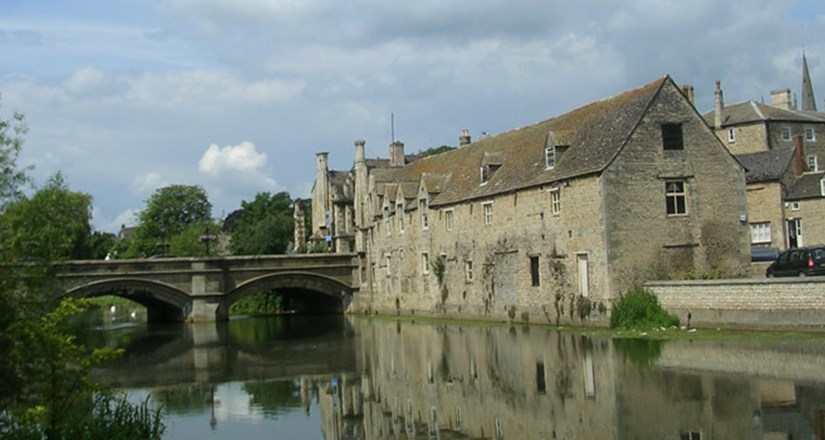 Easter Mon Stamford Town Walk with Jill Collinge