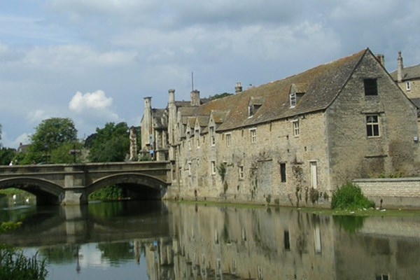 Stamford Town Walks with Jill Collinge