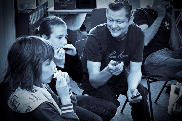 Harmonica Workshop