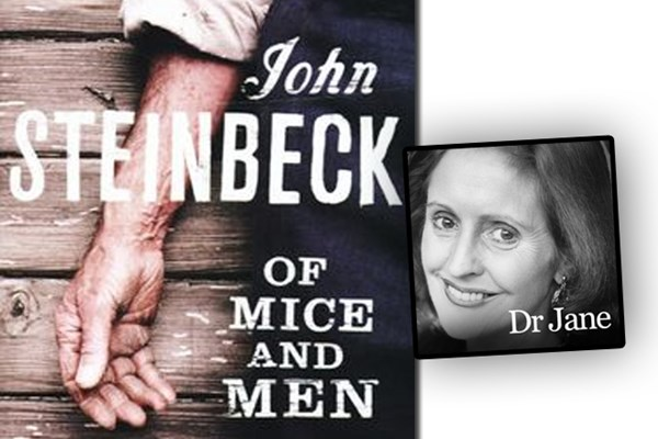 Literature at Lunch Talk: Of Mice and Men