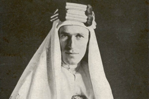 Don Chiswell - Lawrence of Arabia