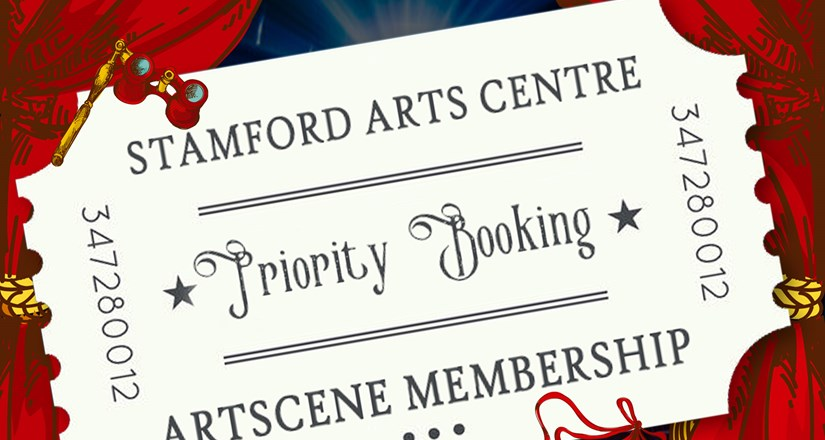 Artscene Booking Starts Wednesday 22 November