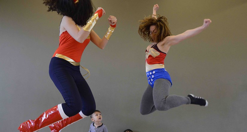 notnow Collective Presents WONDERWOMAN - THE NAKED TRUTH