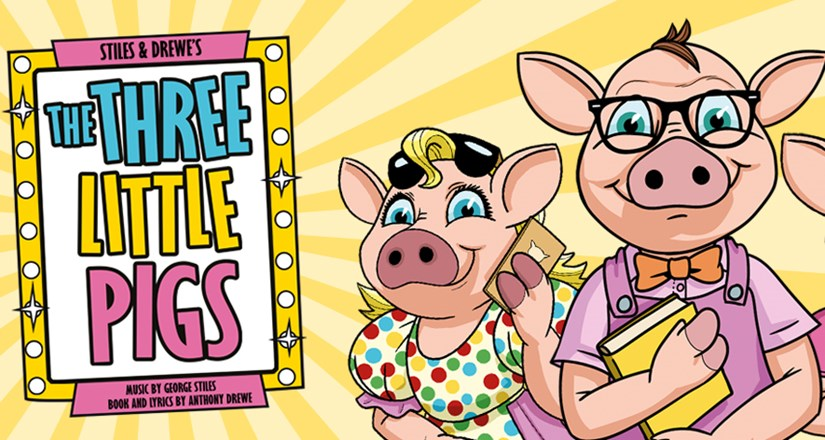 Starbright Entertainments - The Three Little Pigs