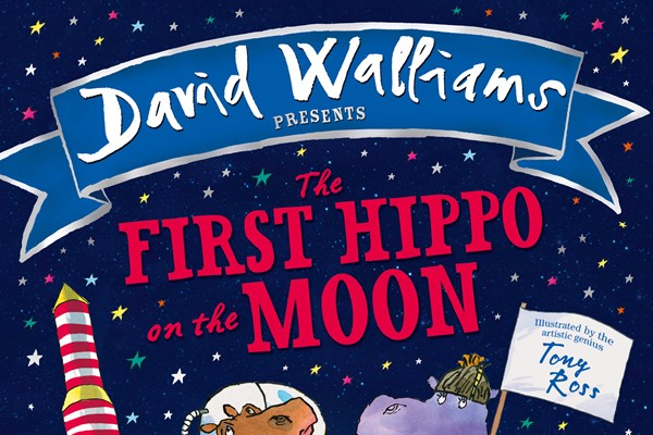 STOP PRESS! David Walliams' New Show Coming to Stamford