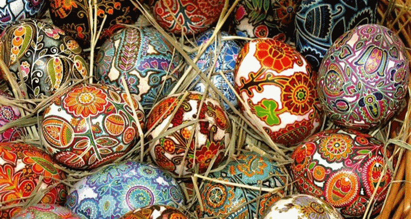 Pysanka Egg Workshop - Adults