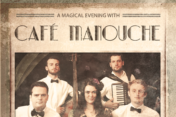 Cafe Manouche - Tales of the Swing Age