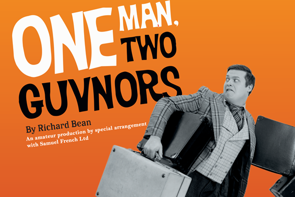 One Man, Two Guvnors - Stamford Shoestring Theatre