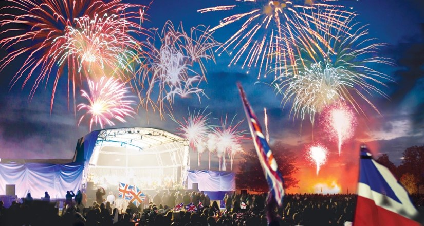 Burghley House Battle Proms On Sale!