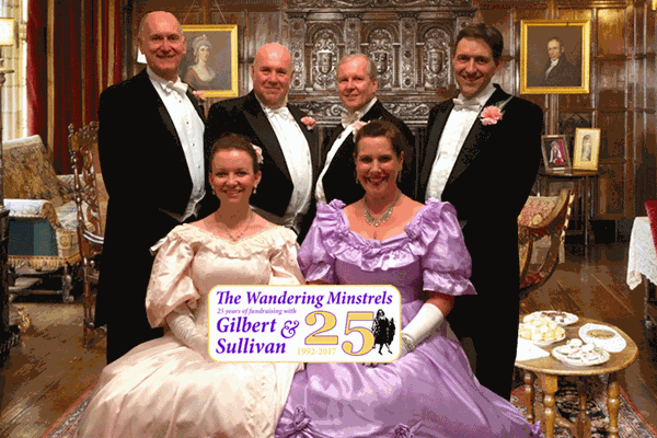The World of Gilbert & Sullivan - The Wandering Minstrels