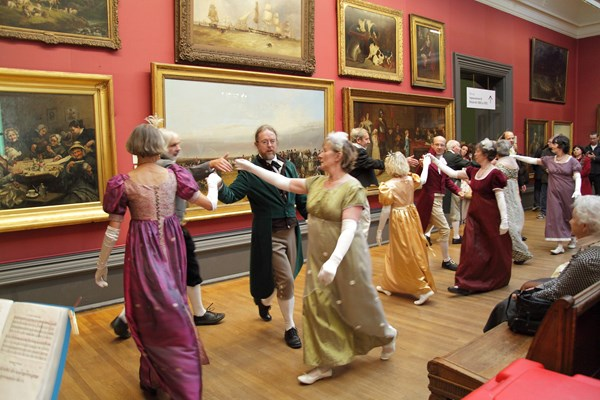 Regency Re-jigged at Burghley House