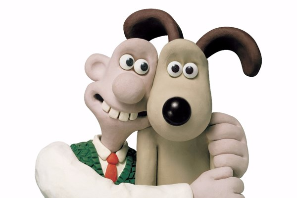 Wallace and Gromit Day!