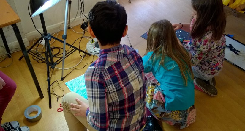 Stop Motion Animation Taster