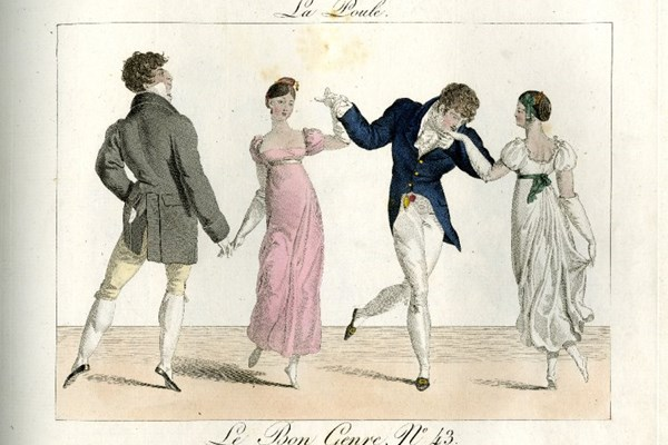 Dancing with Mr Darcy & Tea with Mrs Bennet