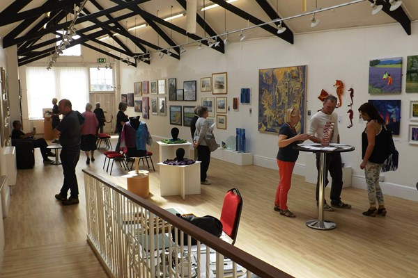 Art On The Map Summer Exhibition