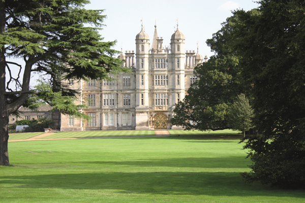 Burghley Historic Tree Tours