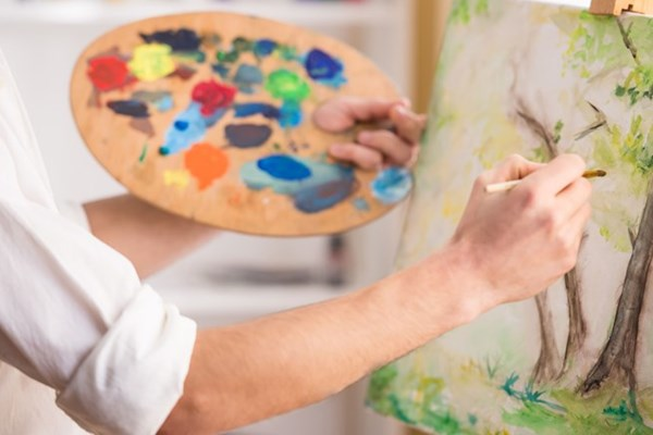 Monday Art Class with Heather Harrison Summer 2018 Term