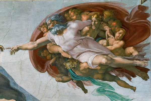 Michelangelo - Love and Death