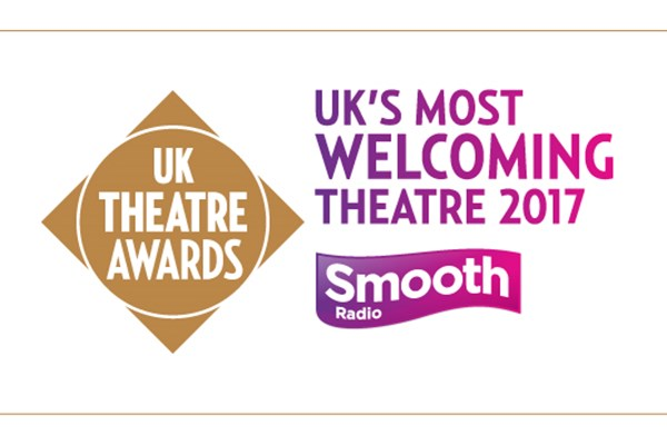 VOTE FOR US! UK Most Welcoming Theatre 2017