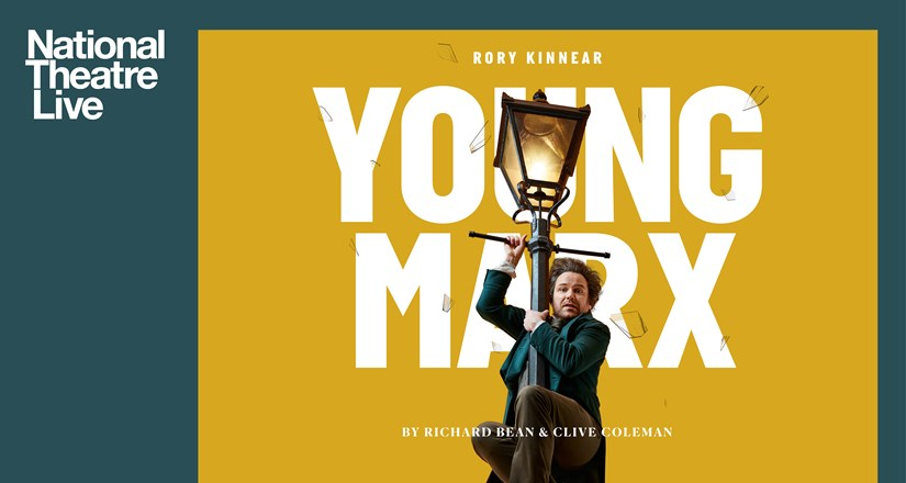The Young Marx - National Theatre Live