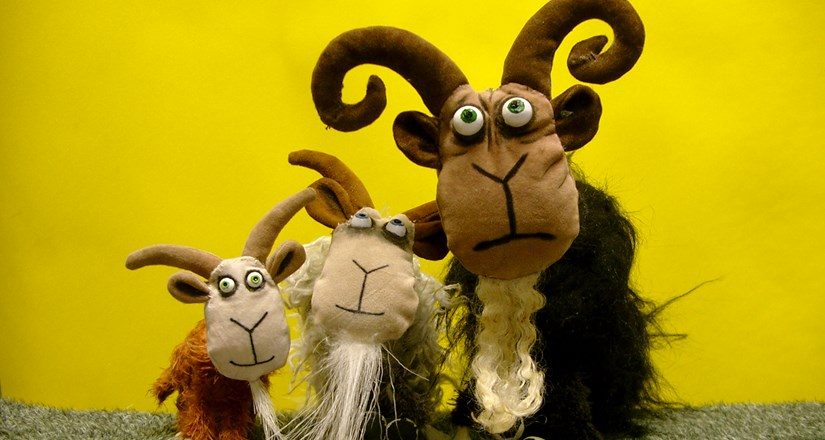 Extra performance of Three Billy Goats Gruff!