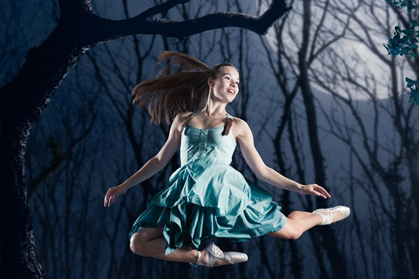 A Midsummer Night's Dream - Ballet Cymru