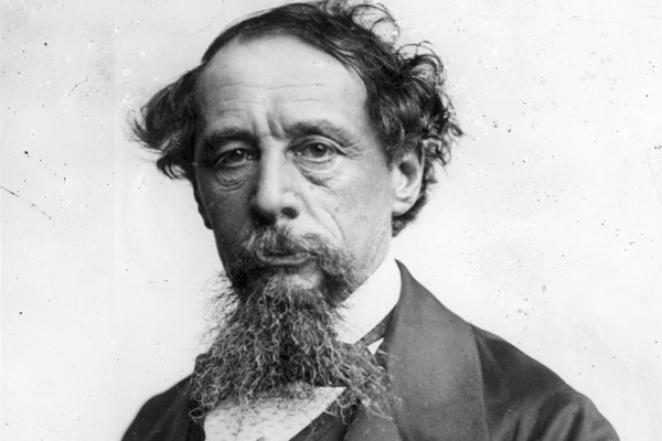Don Chiswell - Charles Dickens