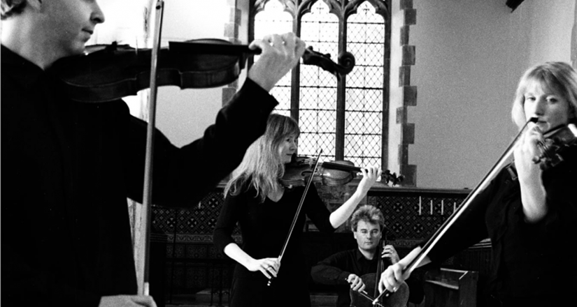 Emperor String Quartet and Sarah Beth Briggs