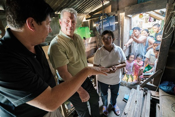 An Inconvenient Sequel: Truth or Power