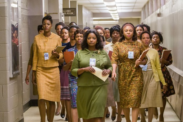 Hidden Figures - WaterAid Screening