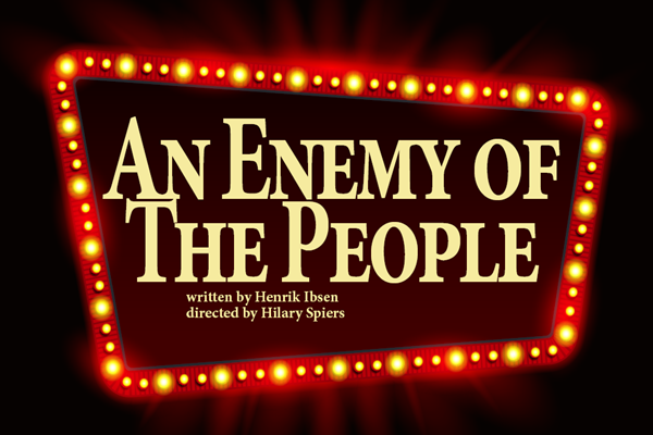 An Enemy of The People - Stamford Shoestring