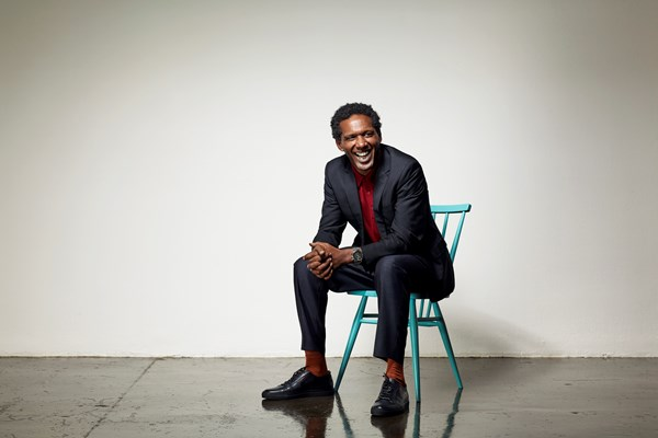 Lemn Sissay MBE 'Something Dark'