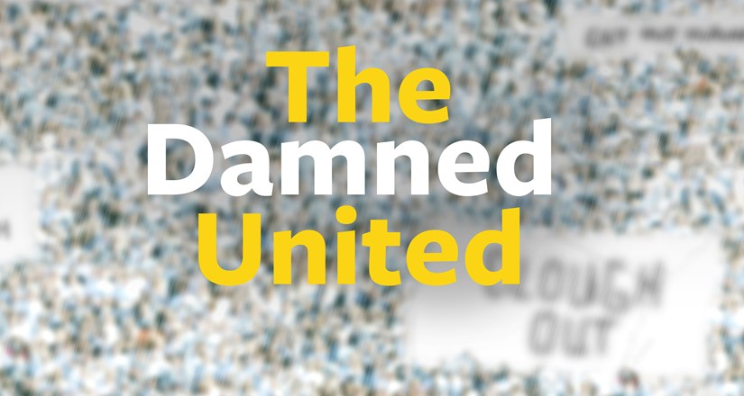 The Damned United - Red Ladder Theatre Company