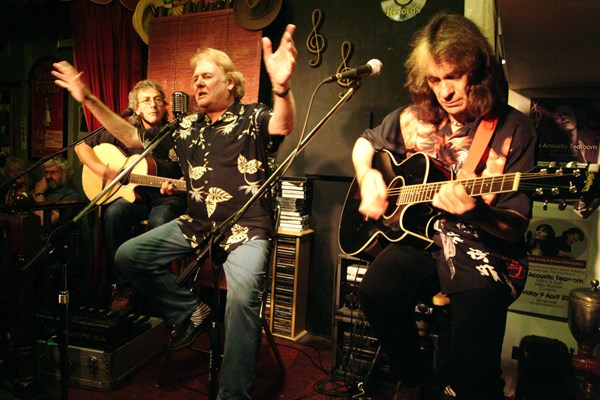 The Acoustic Strawbs