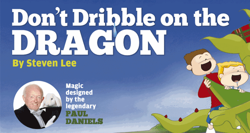 Don't Dribble On The Dragon - The People's Theatre Company