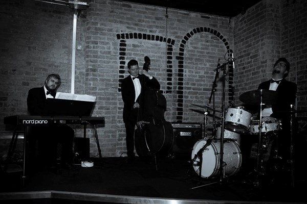 Jazz in the Cellar Bar Presents: The Andrew Wood Trio