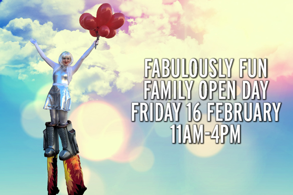 Family Open Day 2018