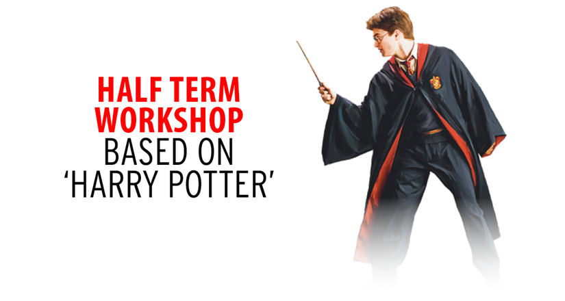 Harry Potter Art, Acting and Movement Workshop
