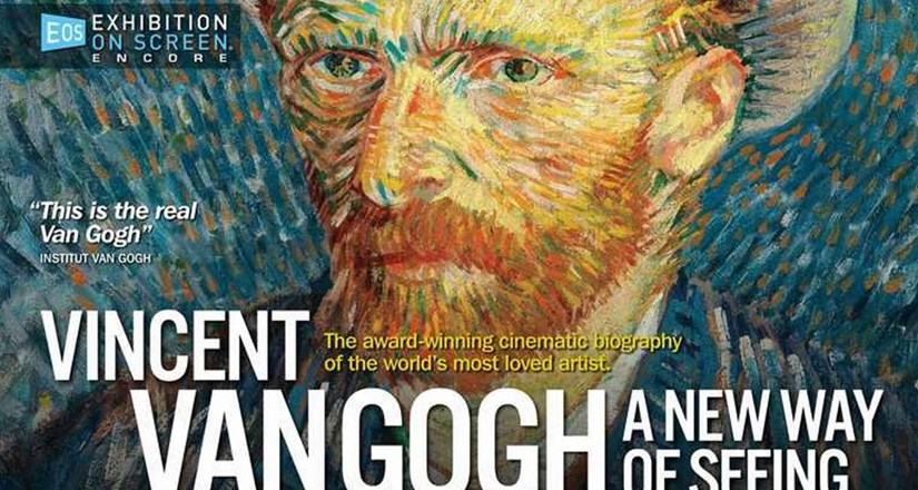 Exhibition on Screen - Vincent Van Gogh - A New Way of Seeing