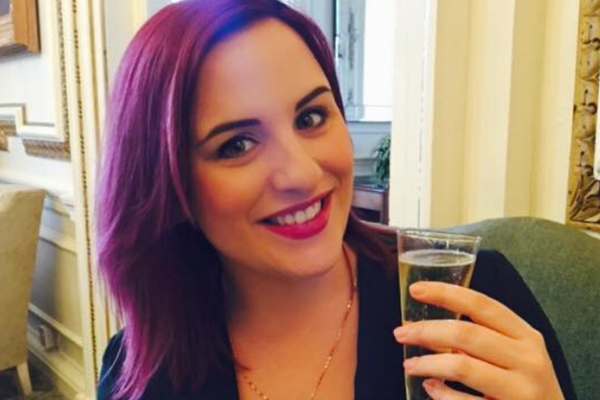 Prosecco and Poetry with Emma Cuddeford