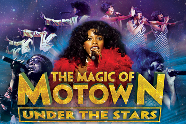 Magic of Motown: Under The Stars