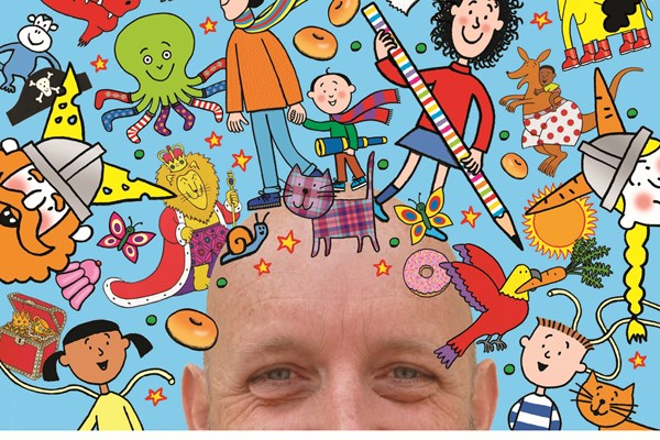 Nick Sharratt's Big Drawalong