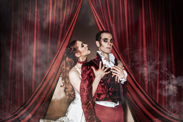 Chantry Dance company presents 'Dracula - Welcome to D's'