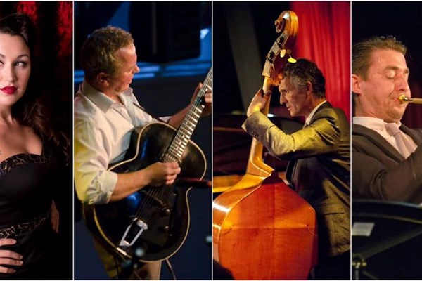 Jazz In The Cellar Bar presents Pat McCarthy featuring Shannon Reilly