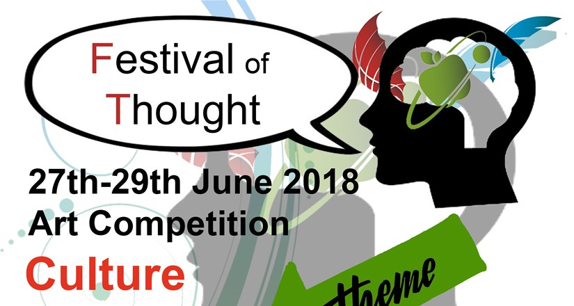 Festival of Thought - Creative Competitions!