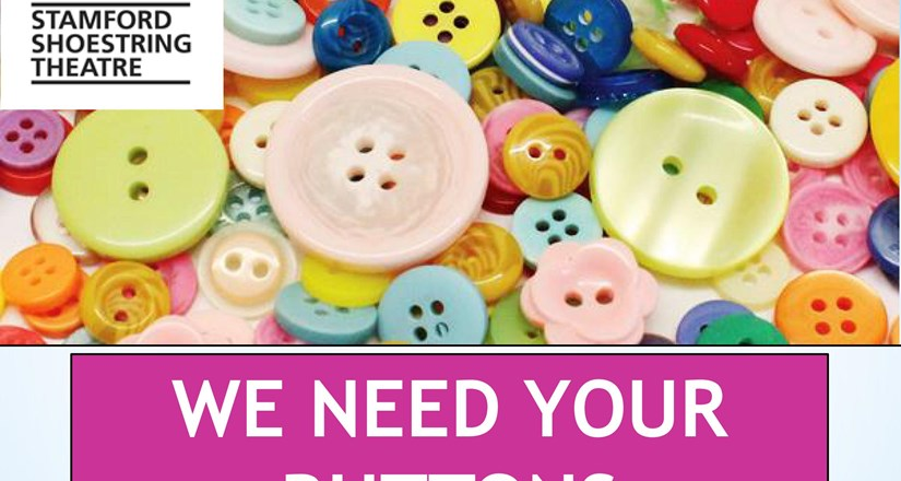 WE NEED YOUR BUTTONS
