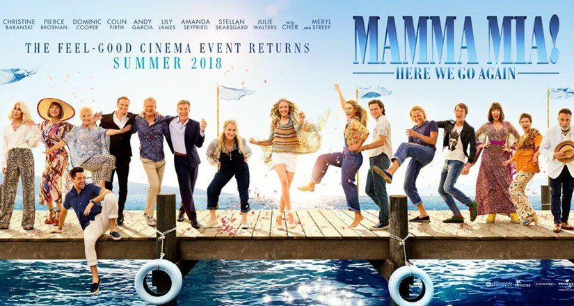 MAMMA MIA! HERE WE GO AGAIN - DRINKS OFFER