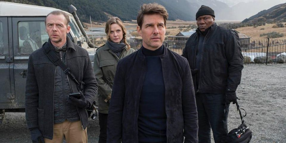 mission impossible fallout cast