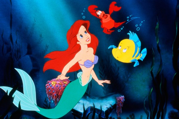 The Little Mermaid and Other Fishy Films - One Day Workshop Special - Wildcats