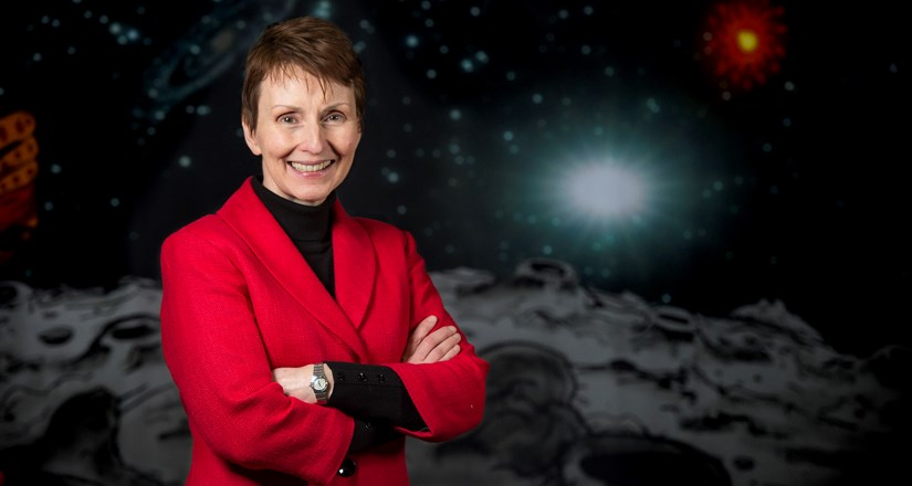 Sun & Space - Helen Sharman, Professor Lucie Green & Dr Harry Cliff